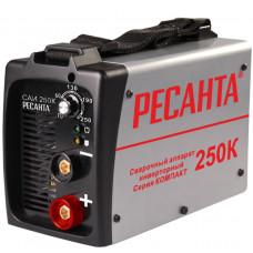 Сварочный аппарат инверторный Ресанта САИ250К (КОМПАКТ)