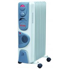 Масляный радиатор Ресанта ОМ-9НВ с вентилятором