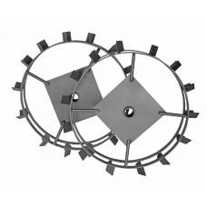 Грунтозацепы 540/90 для Huter GMC-5.5,GMC-6.5,GMC-6.8,GMC-7.0 для окучивания (вал 25 мм)